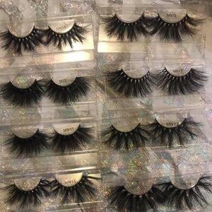 Lashes MINK 25 mm